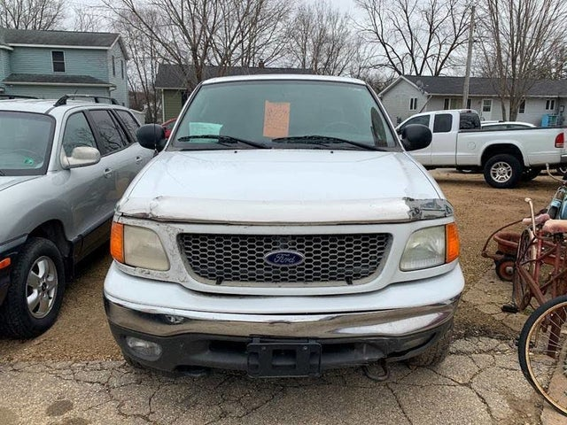 2004 Ford F-150 Heritage 4 Dr XLT 4WD Extended Cab SB