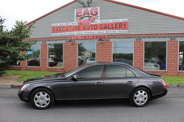 2005 Maybach 57 4 Dr Turbo Sedan