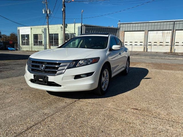 2012 Honda Crosstour EX-L V6 with Navi