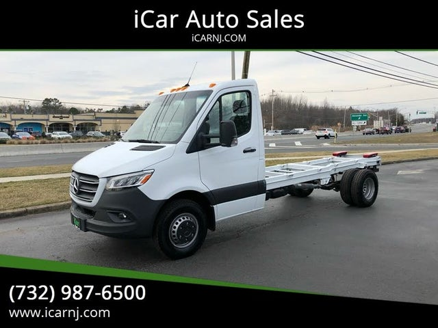 2019 Mercedes-Benz Sprinter 3500 170 V6 High Roof Crew Van RWD