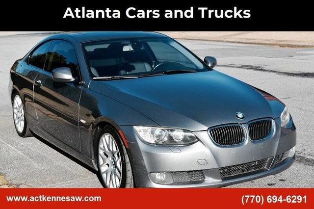 2010 BMW 3 Series 328i Coupe RWD