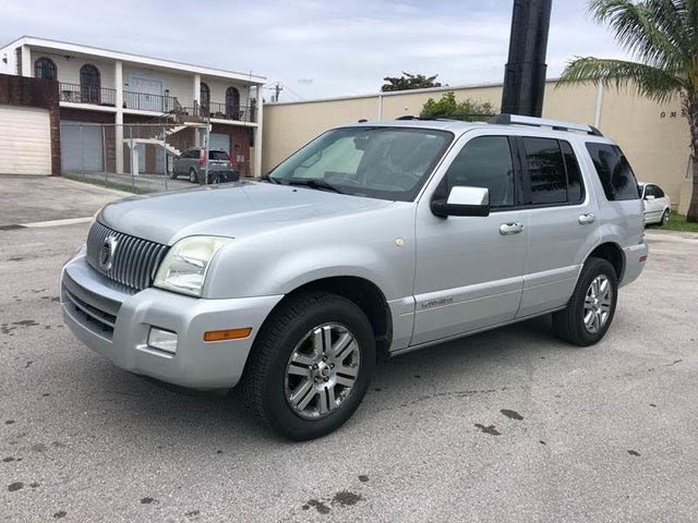 2010 Mercury Mountaineer Premier RWD