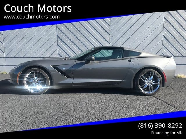 2016 Chevrolet Corvette Stingray Z51 1LT Coupe RWD