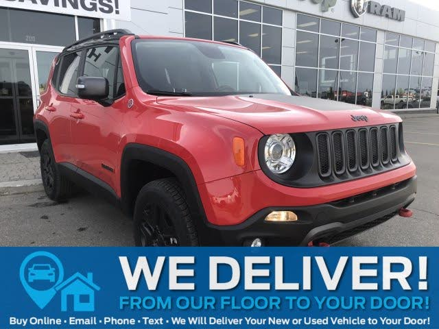 2018 Jeep Renegade Trailhawk 4WD