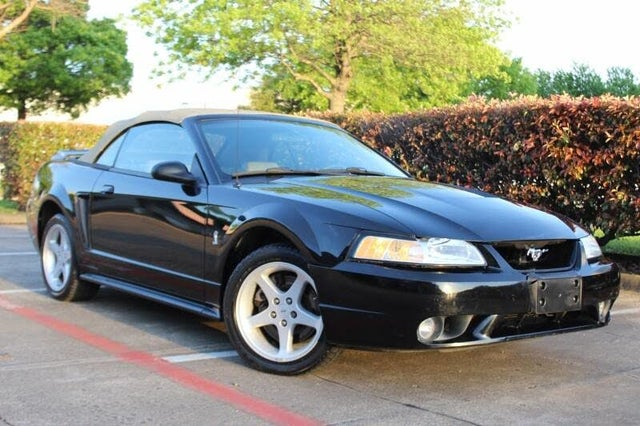 Used Ford Mustang Svt Cobra For Sale In Fort Worth Tx Cargurus