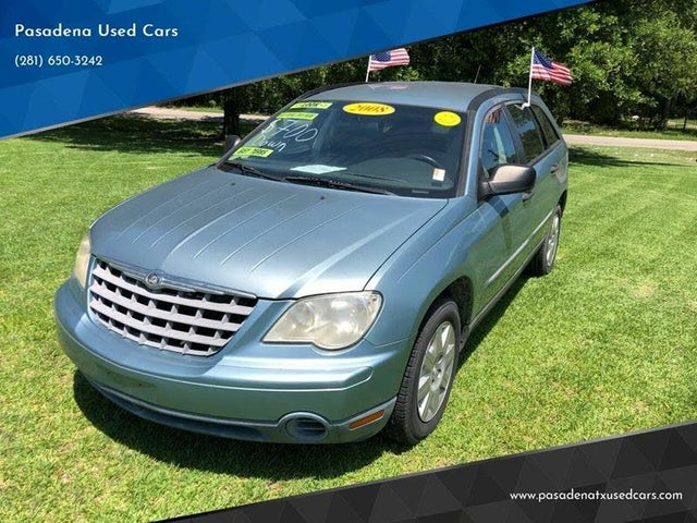2008 Chrysler Pacifica LX AWD
