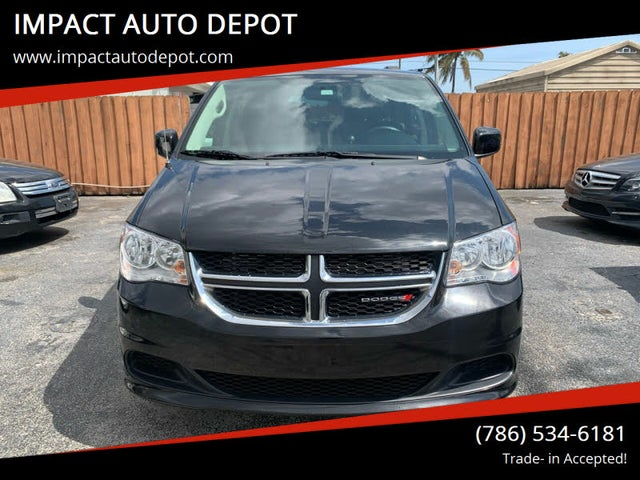 2016 Dodge Grand Caravan SXT Plus FWD