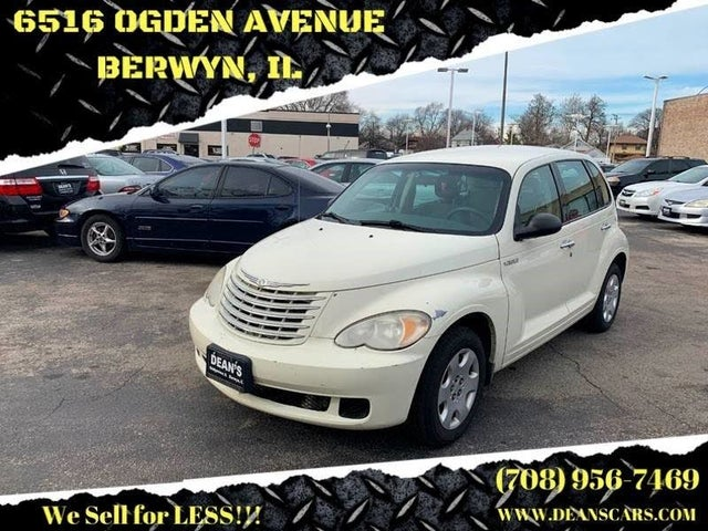 2006 Chrysler PT Cruiser Wagon FWD