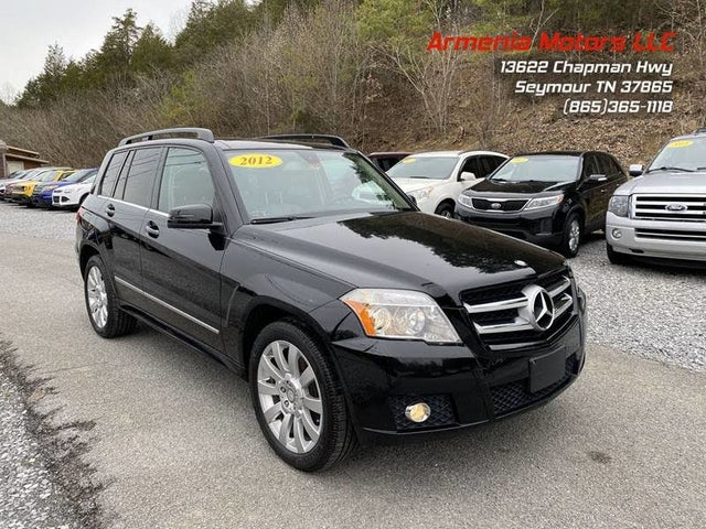 2011 Mercedes-Benz GLK-Class for Sale in Asheville, NC ...