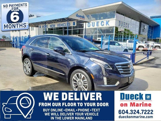 2018 Cadillac XT5 for Sale in Vancouver, BC - CarGurus