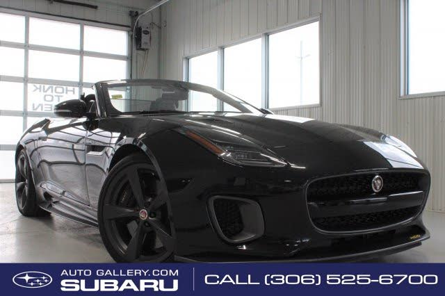 2018 Jaguar F-TYPE 400 SPORT Convertible AWD