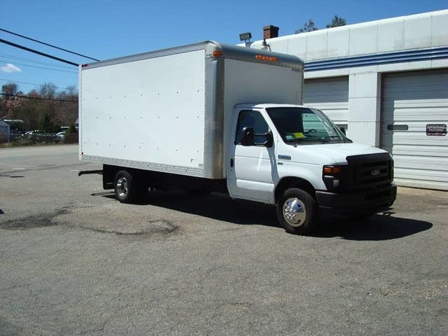 2012 Ford F-550 Super Duty Chassis
