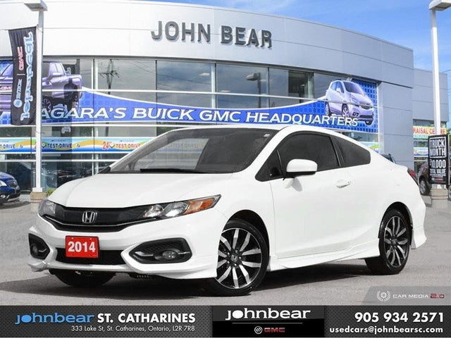 2014 Honda Civic Coupe EX-L