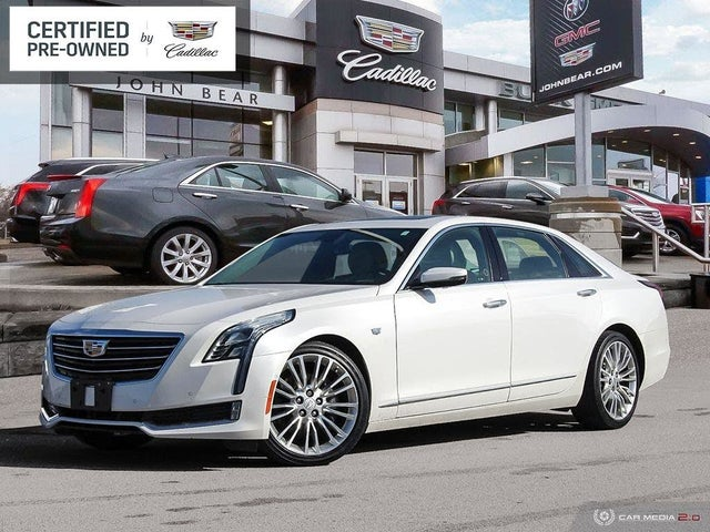 2017 Cadillac CT6 3.0TT Premium Luxury AWD