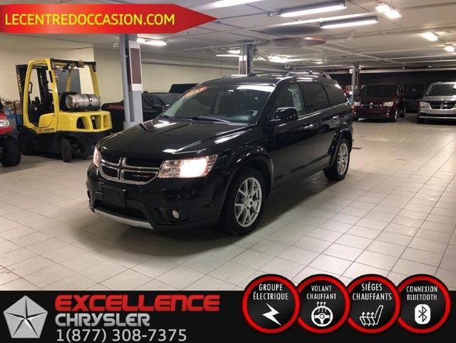 2017 Dodge Journey GT AWD
