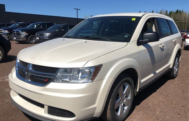 2015 Dodge Journey SE Plus FWD