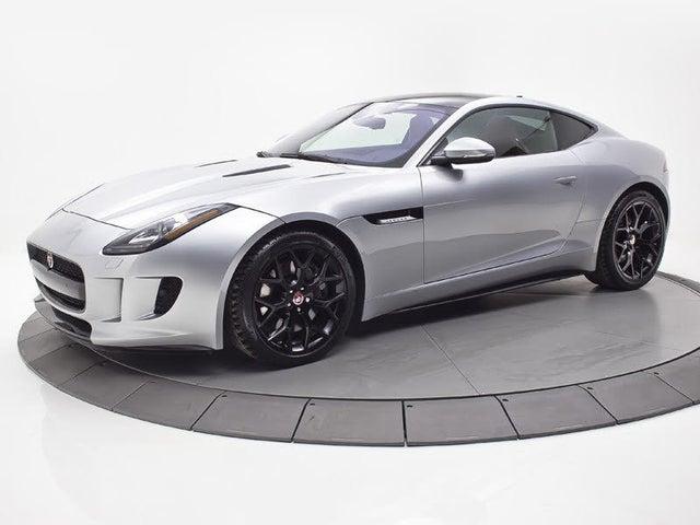 2017 Jaguar F-TYPE Coupe RWD