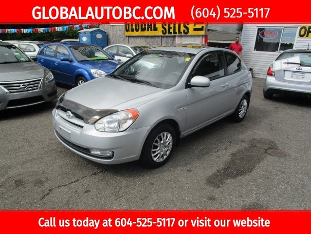 2011 Hyundai Accent L 2-Door Hatchback FWD