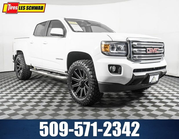 Used Gmc Canyon For Sale In Spokane Wa Cargurus