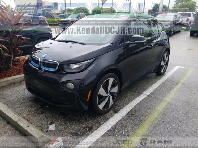 2016 BMW i3 RWD with Range Extender