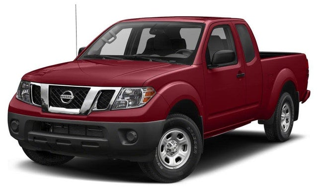2019 Nissan Frontier PRO-4X King Cab 4WD
