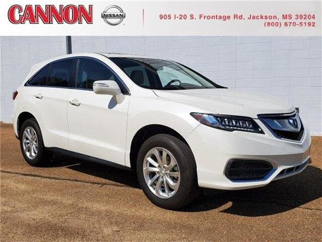 2018 Acura RDX AWD with Advance Package for Sale in ...