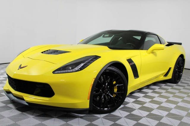 2016 Chevrolet Corvette Z06 2LZ Coupe RWD