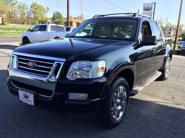 2010 Ford Explorer Sport Trac Limited 4WD