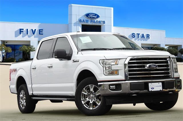 2017 Ford F-150 XLT SuperCrew 4WD