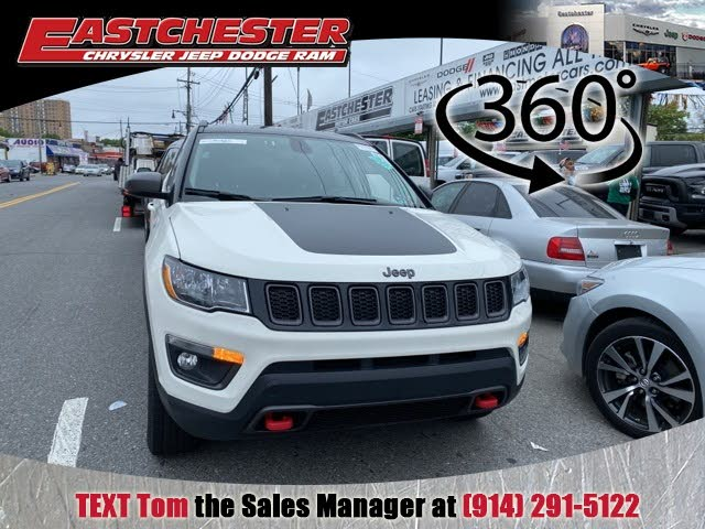 2019 Jeep Compass Trailhawk 4WD