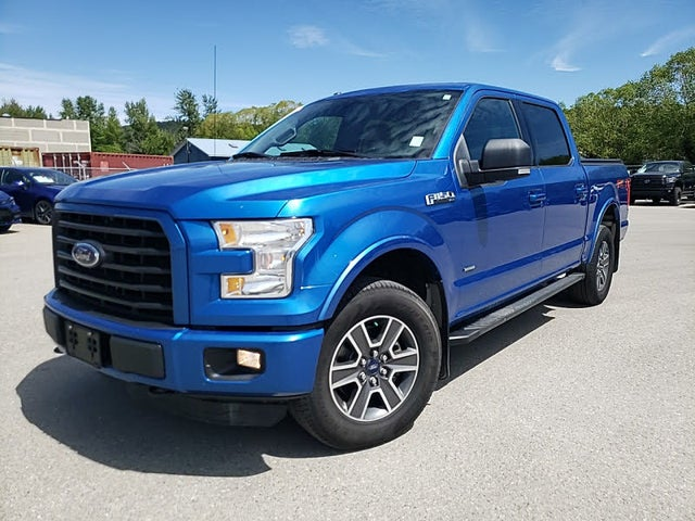 2015 Ford F-150 XL SuperCrew 4WD