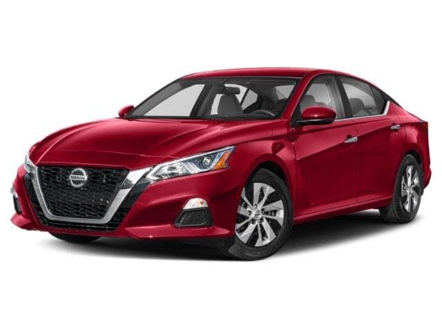 2020 Nissan Altima 2.5 S FWD
