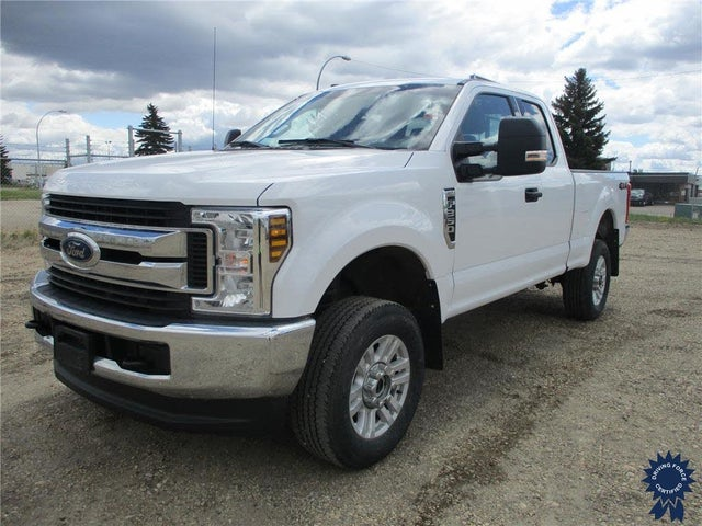 2019 Ford F-350 Super Duty XLT SuperCab 4WD