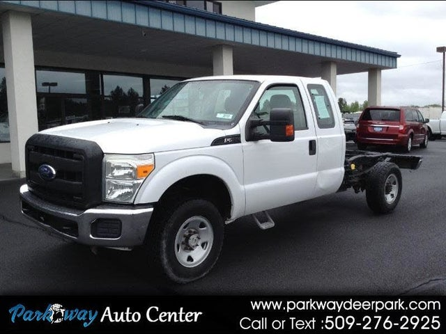 2011 Ford F-250 Super Duty Lariat SuperCab 4WD