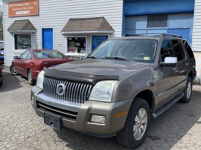 2006 Mercury Mountaineer Premier AWD