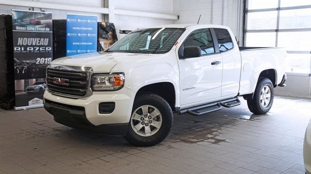 2020 GMC Canyon Extended Cab RWD