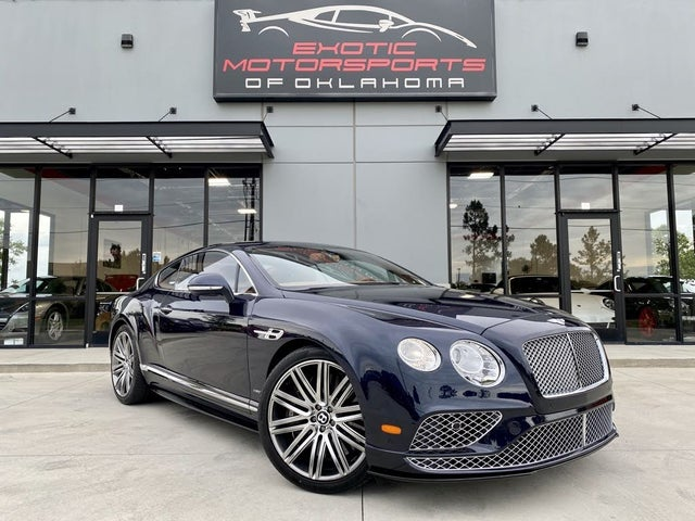 2017 Bentley Continental GT V8 S AWD