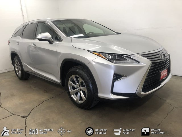 2018 Lexus RX 350L Luxury AWD