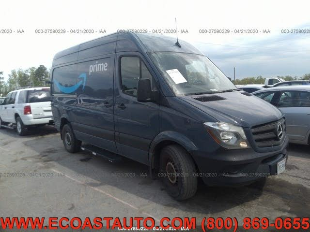 2018 Mercedes-Benz Sprinter Cargo 2500 144 V6 Worker RWD