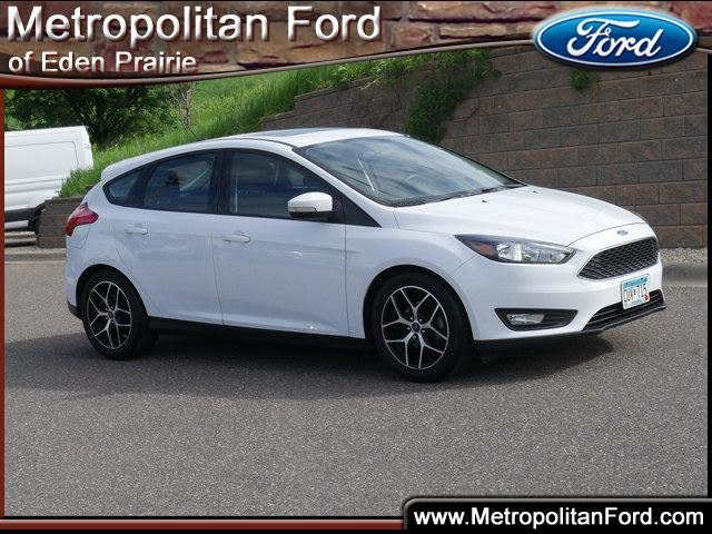 2017 Ford Focus SEL Hatchback