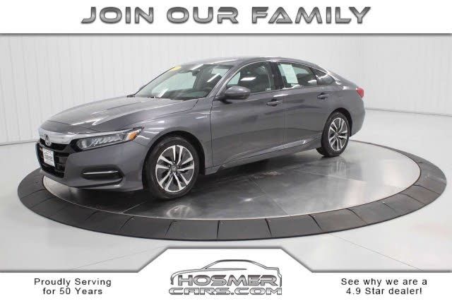 2019 Honda Accord Hybrid FWD