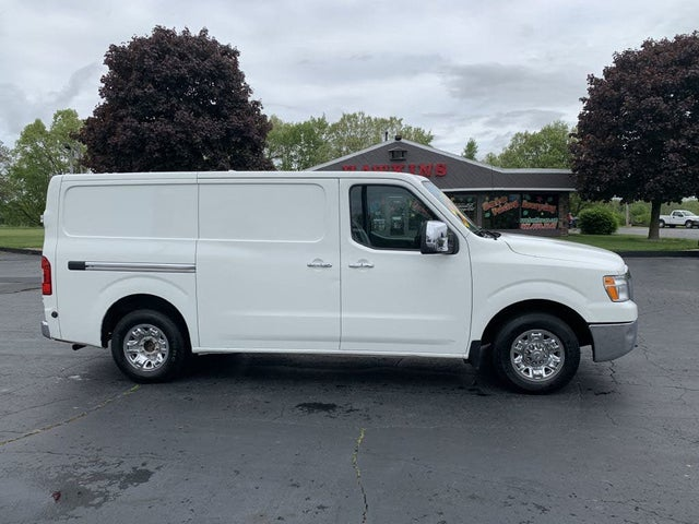2017 Nissan NV Cargo 2500 HD SL with High Roof V8
