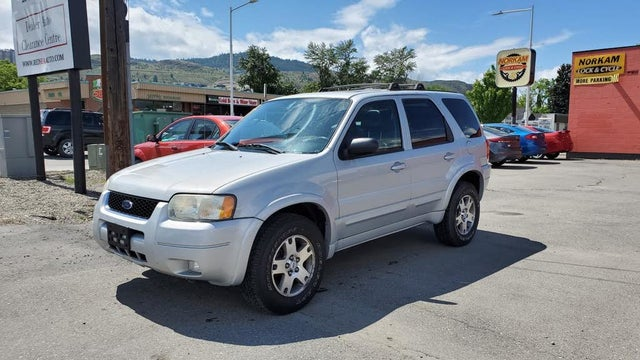2004 Ford Escape Limited AWD
