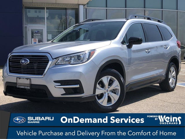 2020 Subaru Ascent Convenience AWD