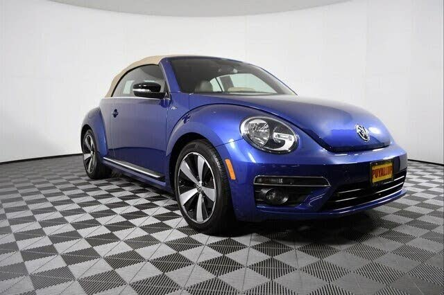 2015 Volkswagen Beetle R-Line Convertible with Sound