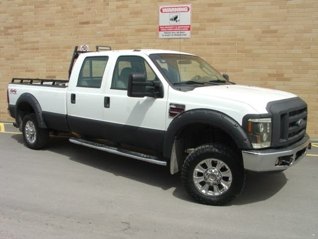 2008 Ford F-350 Super Duty XL Crew Cab LB 4WD