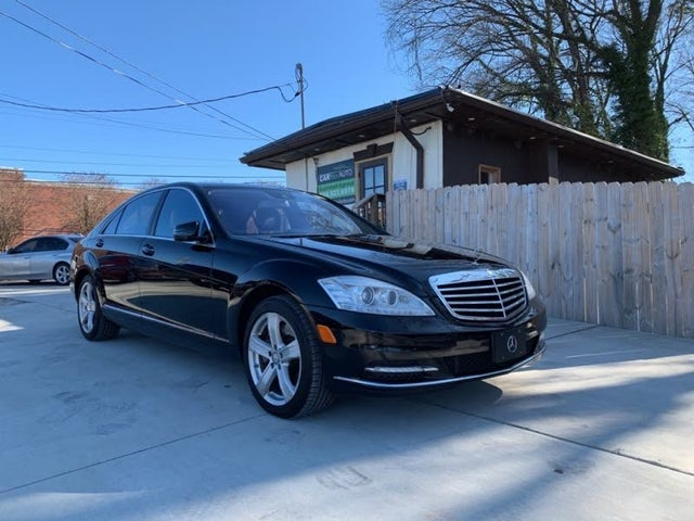 Used Mercedes-Benz S-Class for Sale in Winston Salem, NC ...