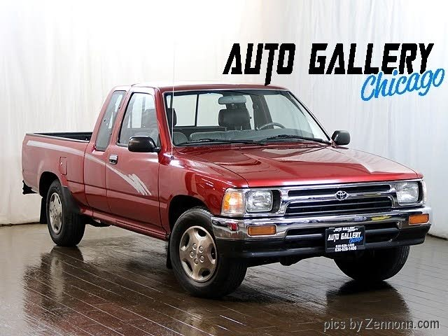 1993 Toyota Pickup 2 Dr Deluxe Extended Cab SB