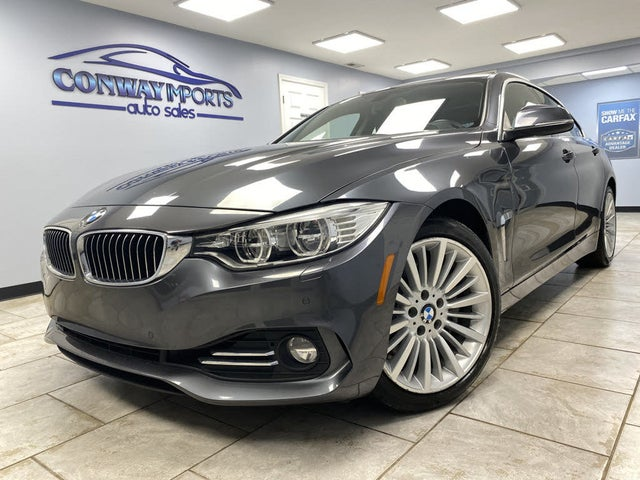 2015 BMW 4 Series 435i Gran Coupe RWD