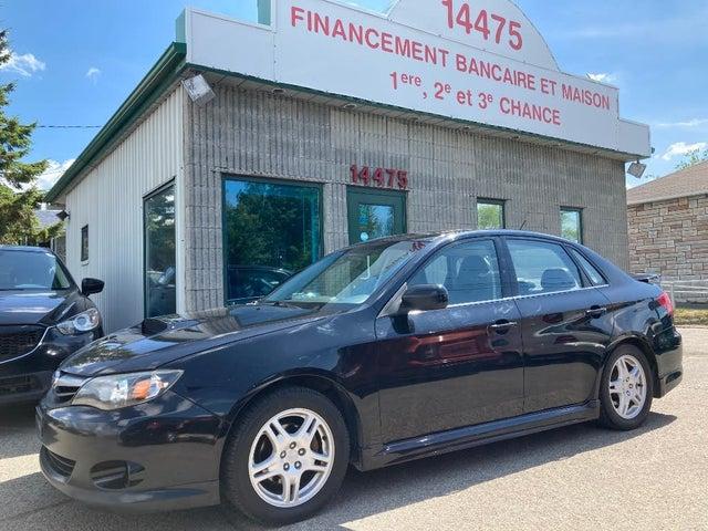 2010 Subaru Impreza 2.5i Sport